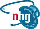 nhg logo praktijkaccreditatie